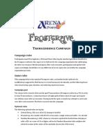 Transcendence Campaign v3