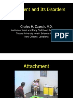 Attachment & Disorders