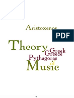 Kucharski - Le Philèbe et les Eléménts d'harmonique d'Aristoxène