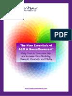 NeuroMovement 9 Essentials eBook