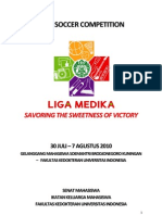 Peraturan Mini Soccer Liga Medika 2010 Final
