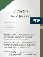 Geografie Energie