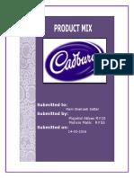 Product Mix PDF
