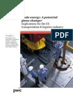Shale Energy Transportation Logistics Impact