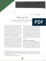 Case - Banyan Tree