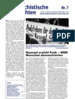 antifaschistische nachrichten 2005 #07