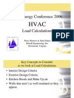 HVAC Load Calculations Guide