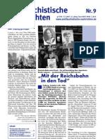 antifaschistische nachrichten 2005 #09