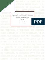 Diplomado Educación Cristiana