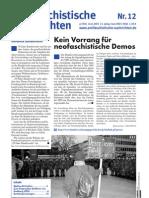 antifaschistische nachrichten 2005 #12