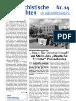 antifaschistische nachrichten 2005 #14