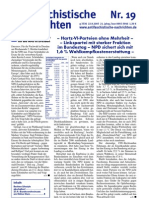 antifaschistische nachrichten 2005 #19