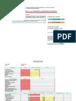 Plantilla de Excel Con Dashboard Financiero