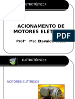 Acionamento de Motores Elétricos
