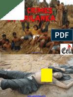 War Crimes by Srilanka 2009
