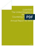 Contest Annual Report for 2014