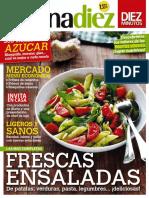 Cocina Diez - Mayo 2016