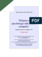 6668236 Religion Et Psychologie