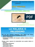 10.- Farmacos Antimalaricos (1)