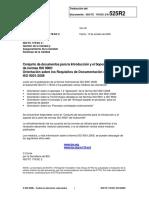 n525r2 orientacion sobre requisitos documentacion