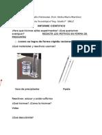 Quimica(informe)III