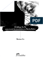 Mariano Ure El Dialogo Yo Tu Como Teoria Hemeneutica en Martin buber.pdf