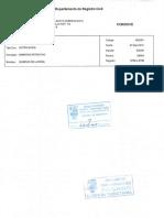 Modelo Embargo Retentivo Completo Rep. Dominicana