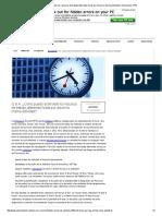 ¿Cómo Puedo Acomodar Los Recursos de Trabajo Diferentes Horas Por Día en La Misma Actividad_ _ Soluciones CPM
