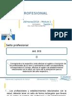 5sello profesional 2016