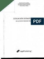 Litigacion Estrategica en El Nuevo Proceso Penal