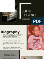 john legend powerpoint