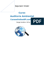 Curso Auditoria Ambiental Sp 86882