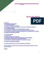 Psicologia Apunte de Catedra u3b