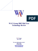 WAV Group - Mid Year Tech Update 2005a