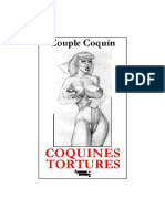 Coquines Tortures Nouvelle Erotique