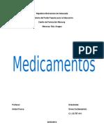 Medicamentos de Farmacologia