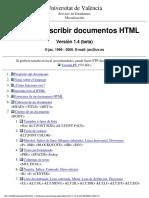 Guía para escribir documentos HTML.pdf
