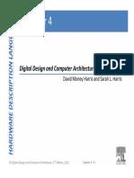 DDCA_Ch4_VHDL