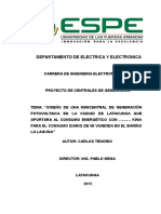 Proyecto Centrales