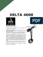 Manual Teknetics Delta Espanol