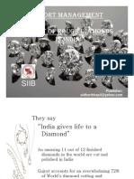 Import of Diamonds in India