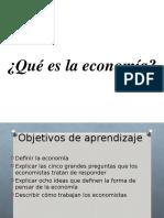 1 - Que Es La Economia[1]
