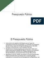 3750 Presupuesto Publico 2015