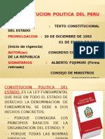 Diapositivas Constitucion 1993