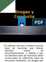 Drogas y Conducta