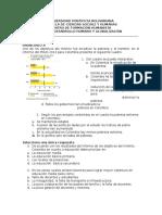 Examen de Desarrollo Sin Claves