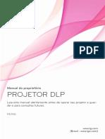 Manual Projetor Multimidia Por-br