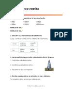 FAMILIA DE PALABRAS.doc