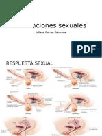 Disfunciones sexuales-Parafilias