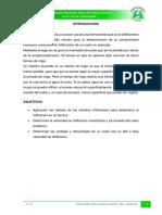 Método de Los Cilindros Infiltrómetros